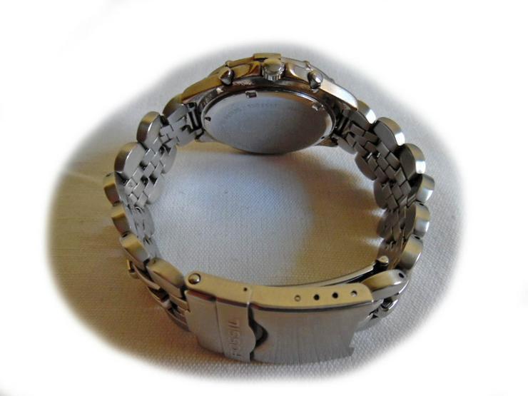 Bild 2: Sportliche Herrenarmbanduhr von Fossil