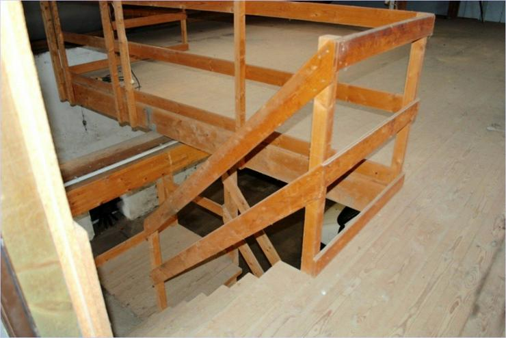 Bild 10: alte Scheune mit Büro und WC