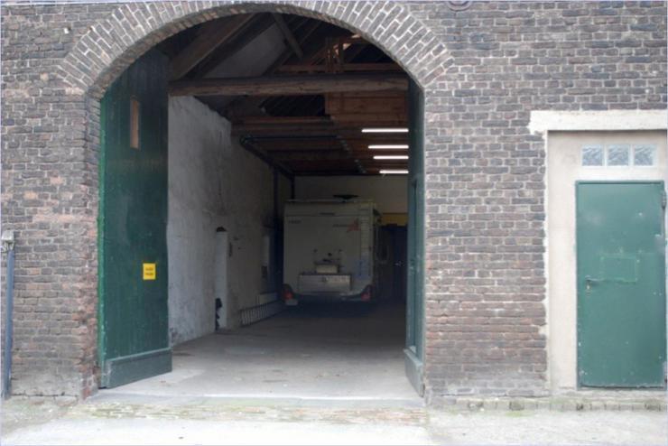 alte Scheune mit Büro und WC - Gewerbeimmobilie mieten - Bild 1