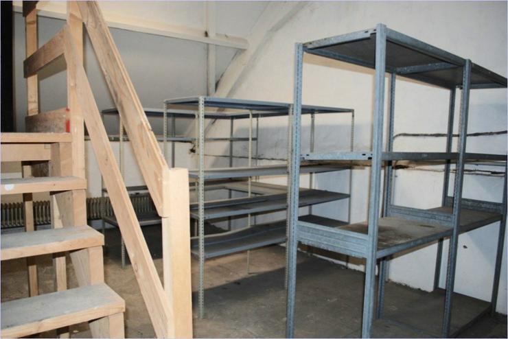 Bild 12: alte Scheune mit Büro und WC