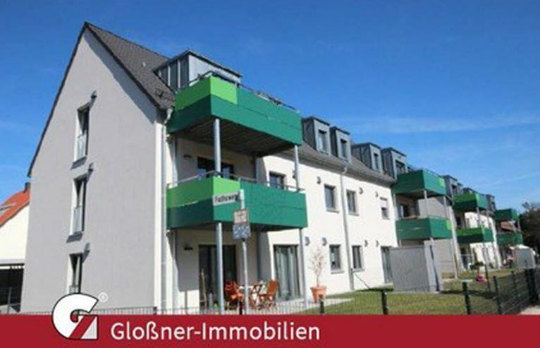Moderne 3-Zimmer-Dachgeschoßwohnung mit großem Balkon - Wohnung mieten - Bild 1