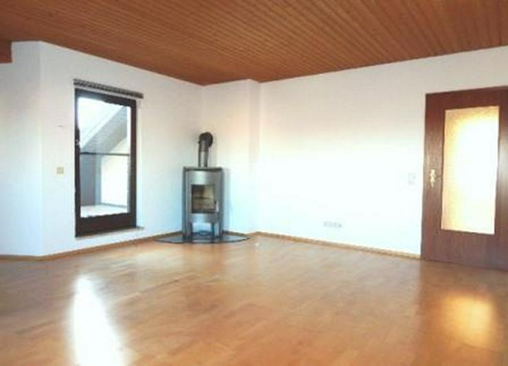 Großzügig aufgeteilte 3,5 Zimmer DG - Wohnung m. 2 Dachterrassen in Passau - Rittsteig z... - Wohnung mieten - Bild 1