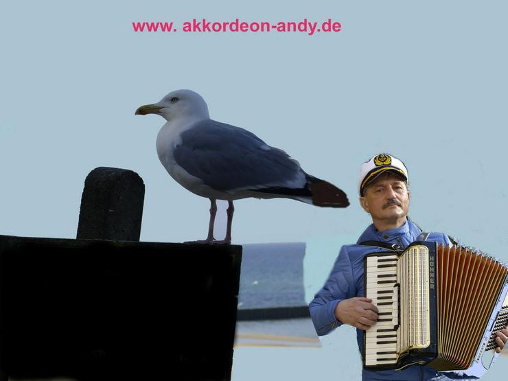 Akkordeonspieler aus Münsterland und NRW - Musik, Foto & Kunst - Bild 1