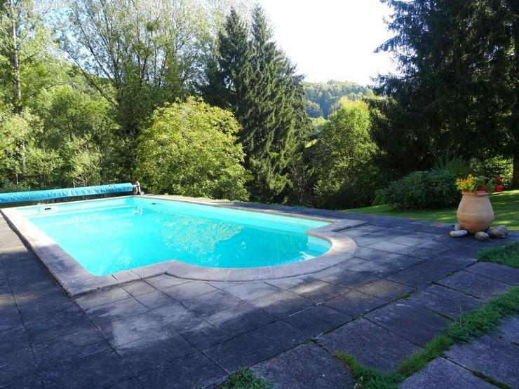 Bild 2: Farm mit beheiztem Pool in den Vogesen - 100 km von Basel