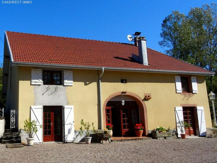 Bild 4: Farm mit beheiztem Pool in den Vogesen - 100 km von Basel