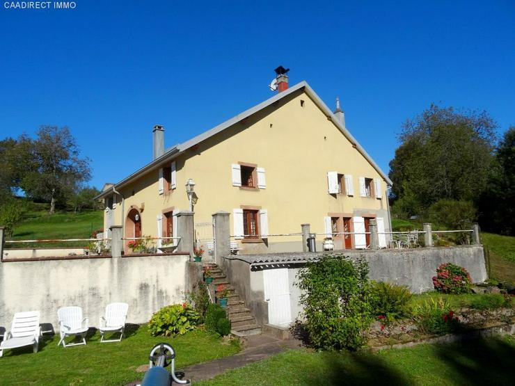 Bild 6: Farm mit beheiztem Pool in den Vogesen - 100 km von Basel