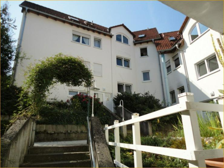 Bild 2: Provisionsfrei: Helle und attraktive 3,5-Zimmer-Wohnung mit Wintergarten, Garage und Stell...
