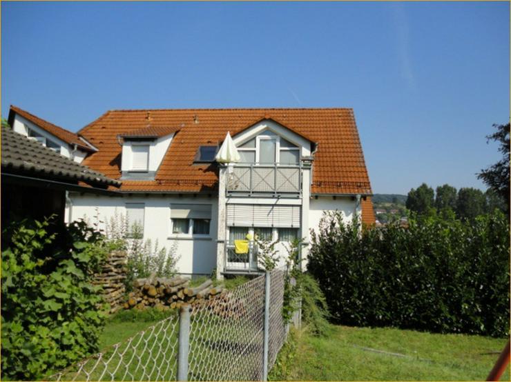 Provisionsfrei: Helle und attraktive 3,5-Zimmer-Wohnung mit Wintergarten, Garage und Stell... - Wohnung kaufen - Bild 1
