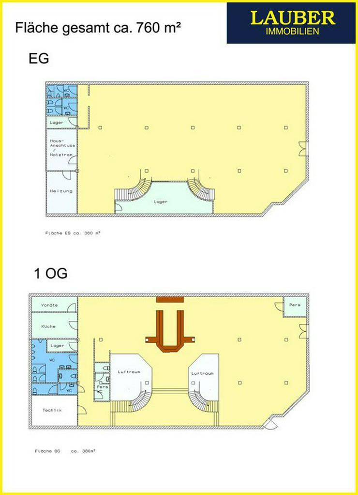 Bild 2: LAUBER IMMOBILIEN: Moderne Büro-/Praxis-/Ladenfläche in zentraler Lage von Büdingen