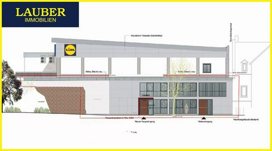 LAUBER IMMOBILIEN: Moderne Büro-/Praxis-/Ladenfläche in zentraler Lage von Büdingen