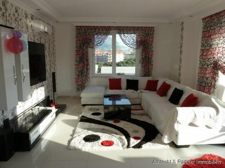 Bild 3: Voll möblierte Wohnung in Oba/Alanya