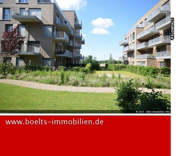 Weserblick zum Träumen! Sonnendurchflutete 3 Zimmer-Wohnung mit großer Dachterrasse - Wohnung mieten - Bild 1