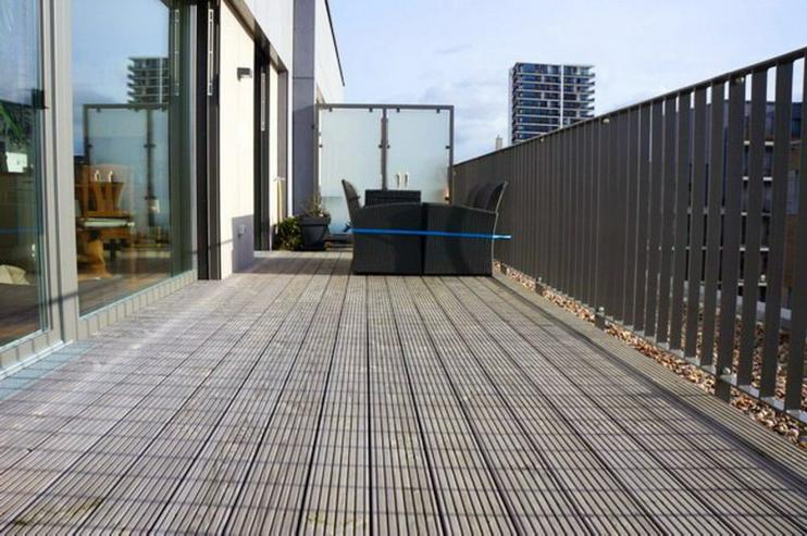 Bild 5: Weserblick zum Träumen! Sonnendurchflutete 3 Zimmer-Wohnung mit großer Dachterrasse
