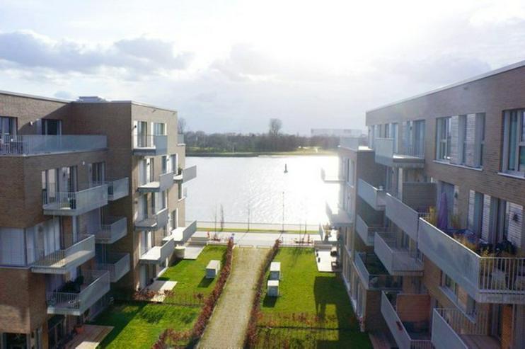 Bild 6: Weserblick zum Träumen! Sonnendurchflutete 3 Zimmer-Wohnung mit großer Dachterrasse