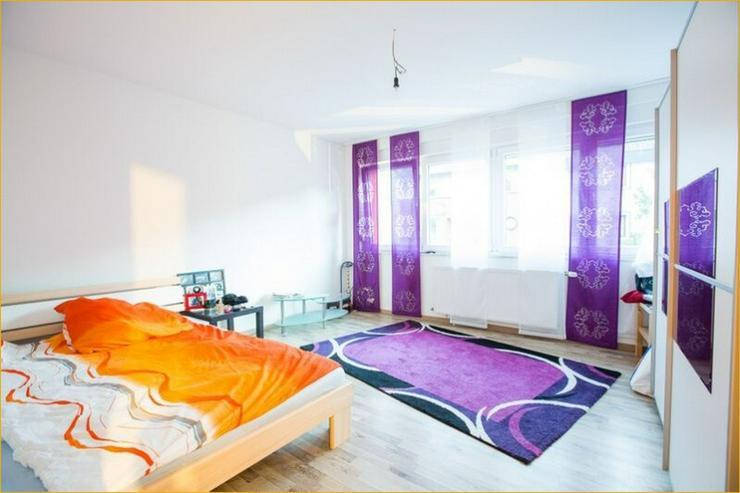 Bild 4: Provisionsfrei: Wernau: 4-Zi-Wohnung im eines MFH, renoviert, zentrumsnah, TGL, große Ter...