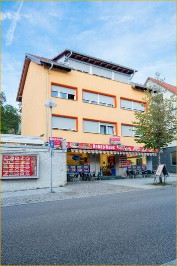 Provisionsfrei: Wernau: 4-Zi-Wohnung im eines MFH, renoviert, zentrumsnah, TGL, große Ter... - Wohnung kaufen - Bild 1