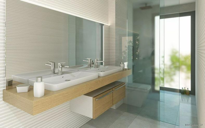 Bild 6: Klassische und stilvolle 3-Zimmer-Wohnungen in exklusivem Golf-Resort