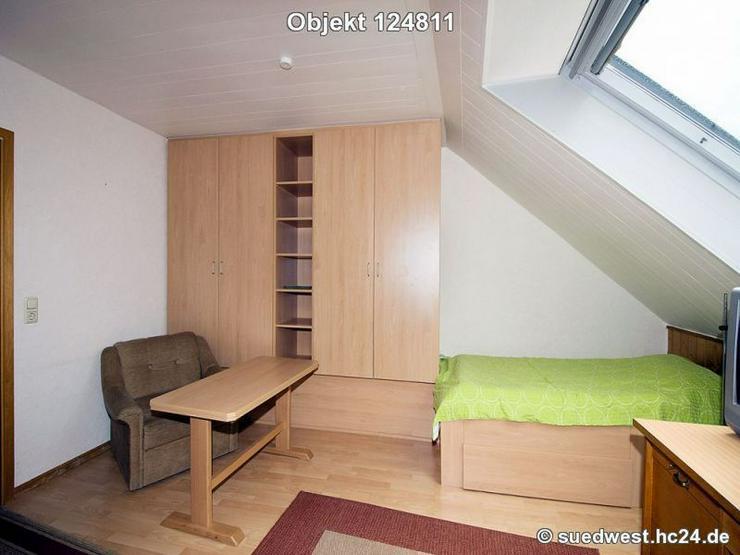 Bild 2: Darmstadt-Eberstadt: Möblierte helle 1-Zimmerwohnung