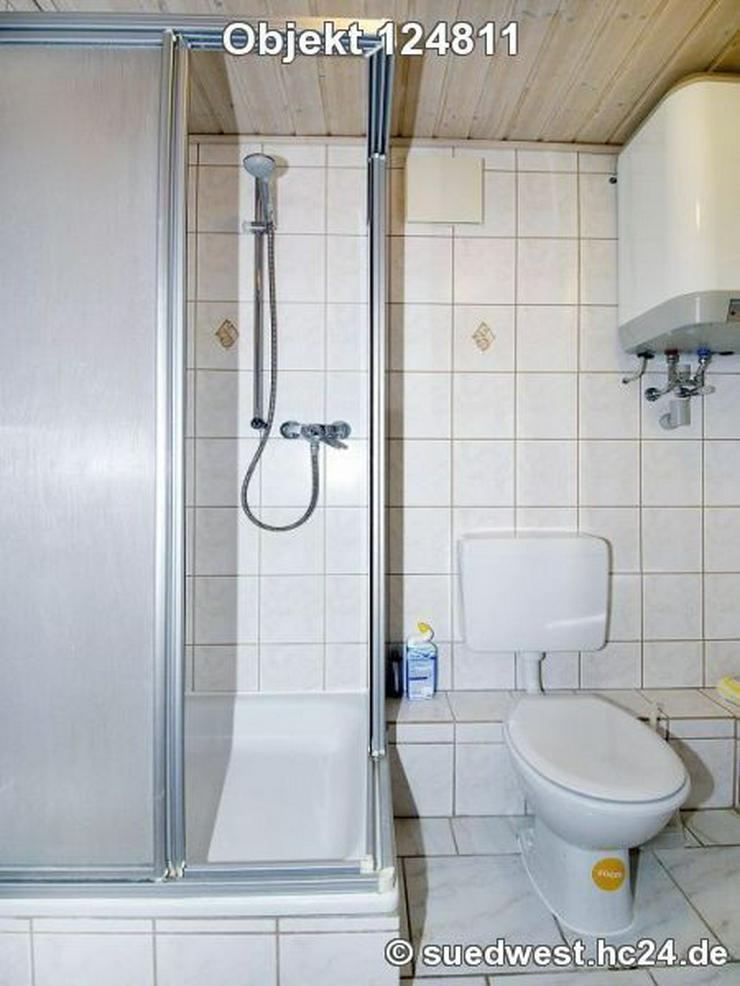 Bild 5: Darmstadt-Eberstadt: Möblierte helle 1-Zimmerwohnung