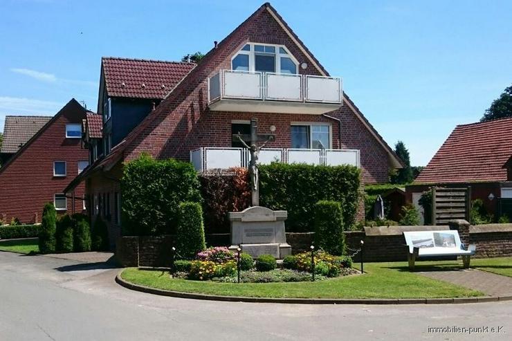 ETW mit Balkon & Carport in Haltern am See - Wohnung kaufen - Bild 1