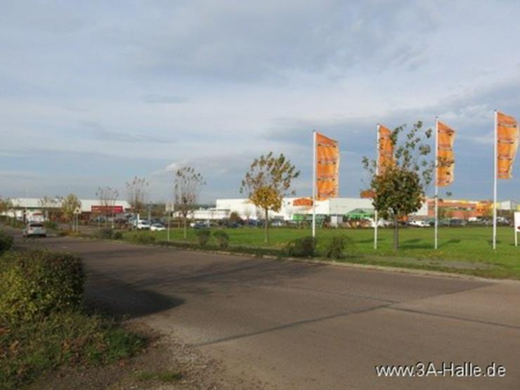 Voll erschlossenes GRUNDSTÜCK im Sonder- und Gewerbegebiet B 80 / L 173 Teutschenthal/Ben... - Grundstück kaufen - Bild 1