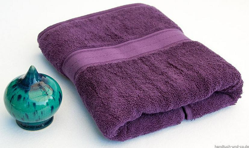 Bild 3: Handtücher Elegant