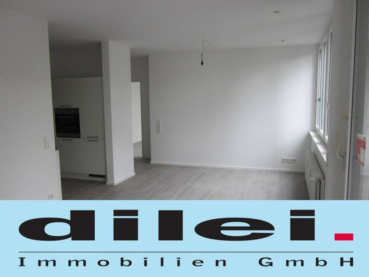 ***TOP-Moderne, großzügige und luxuriös modernisierte 2-Zimmer-Whng. mit EBK frei ab so...