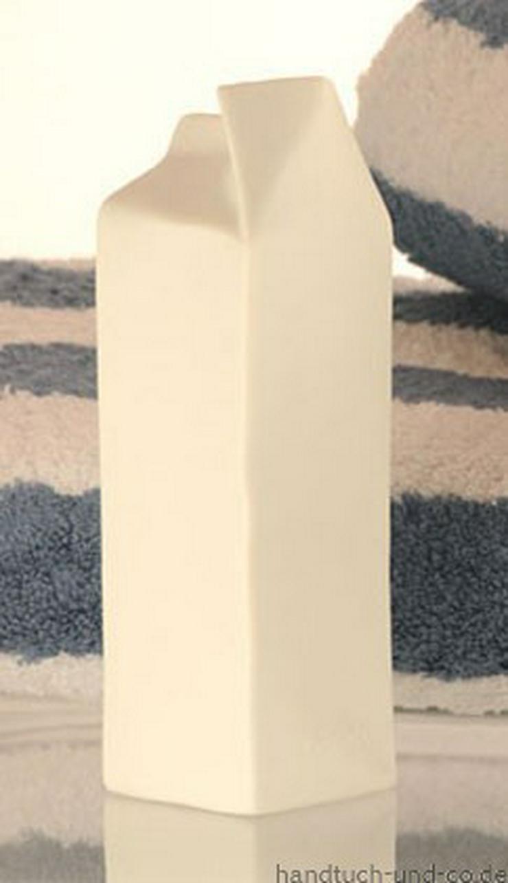 Rosenthal Milchtüte Paco Bello weiß matt 18 cm