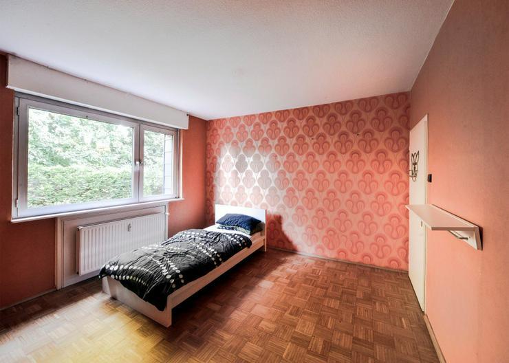 Bild 2: Tolles 2 Familienhaus mit freier Gartenwohnung und Blick in den angrenzenden Ruhrpark!