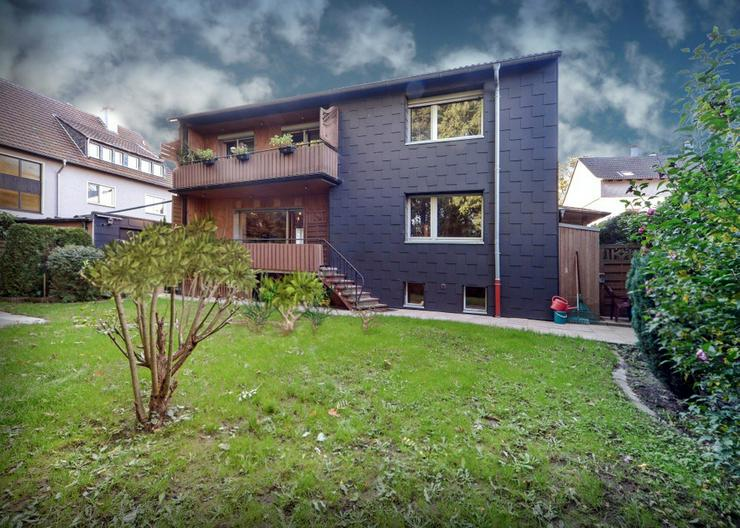 Bild 3: Tolles 2 Familienhaus mit freier Gartenwohnung und Blick in den angrenzenden Ruhrpark!