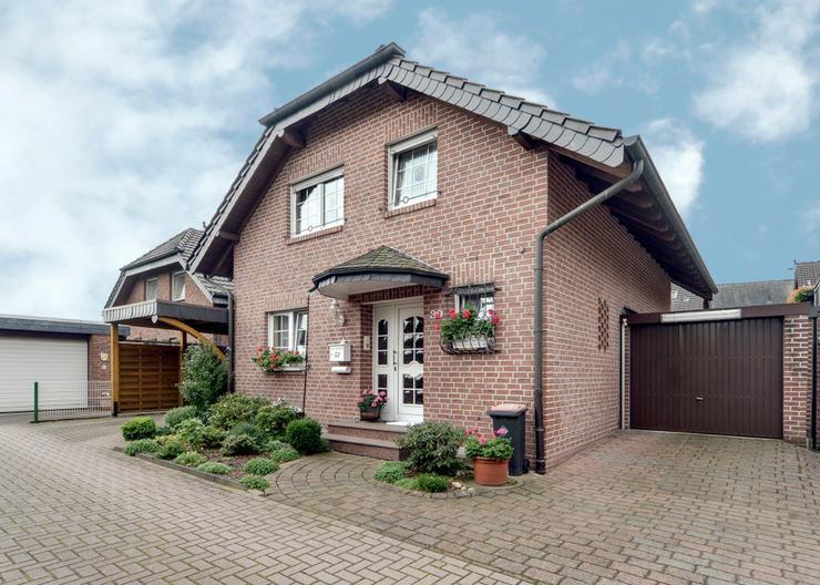 Freistehendes und top gepflegtes Einfamilienhaus in ruhiger Lage von Dinslaken-Hiesfeld!