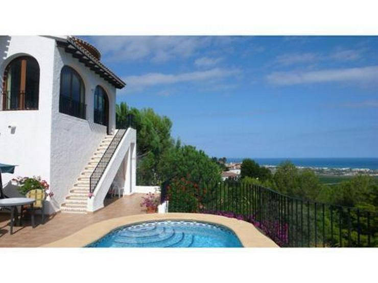 Sehr schöne Villa mit Gästeappartement und einem fantastischen Meerblick - Bild 1