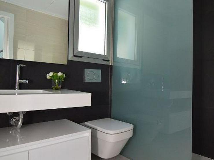 Bild 6: Exklusive und großzügige 4-Zimmer-Villen mit Whirlpool, Gemeinschaftspool und Meerblick
