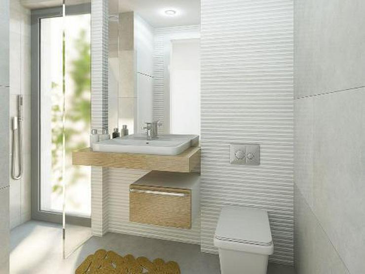 Bild 8: Klassische und stilvolle 3-Zimmer-Wohnungen in exklusivem Golf-Resort