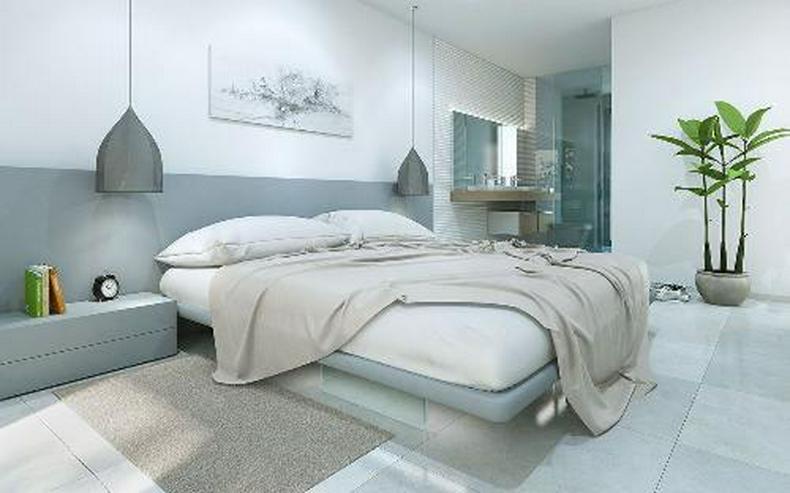 Bild 7: Klassische und stilvolle 3-Zimmer-Wohnungen in exklusivem Golf-Resort