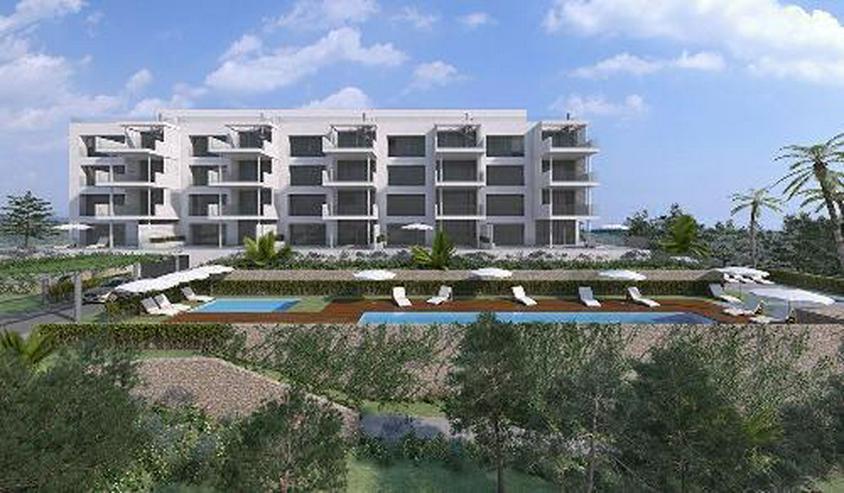 Bild 2: Klassische und stilvolle 4-Zimmer-Penthouse-Wohnungen in exklusivem Golf-Resort