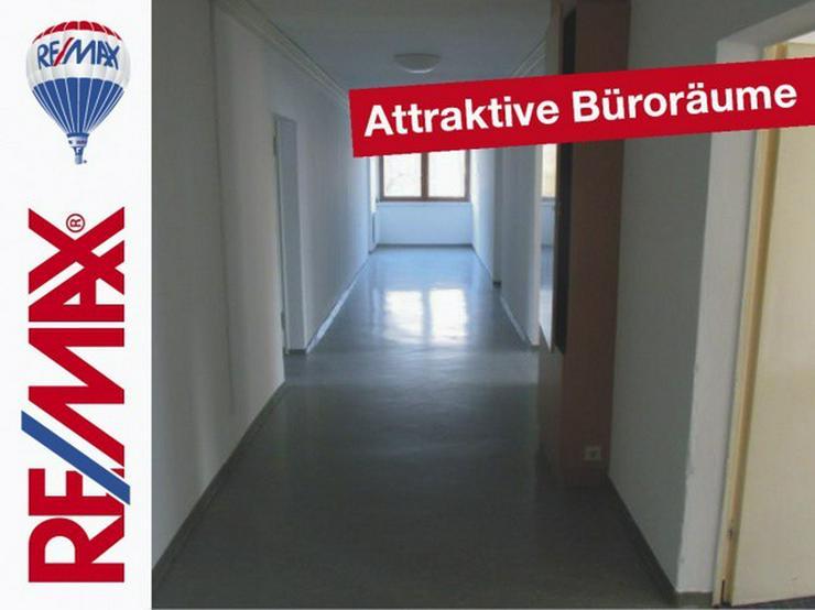 Büroräume von 15 m² bis 110 m²/ gute Lage und attraktiver Preis