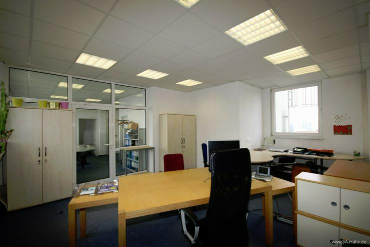 Bild 4: Möbliertes Büro in der Fiete-Schulze-Straße