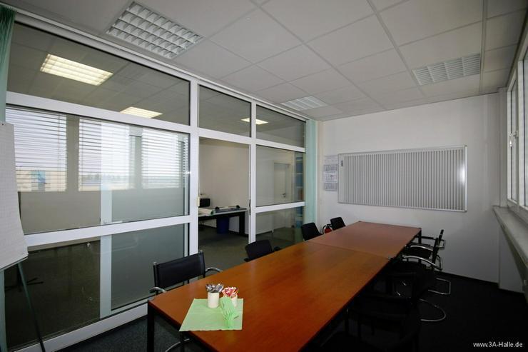 Bild 3: Möbliertes Büro in der Fiete-Schulze-Straße