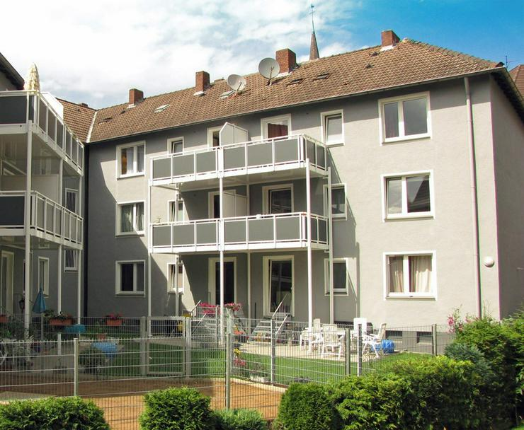 Moderne EG - Mietwohnung in Recklinghausen-Hillen - Wohnung mieten - Bild 1