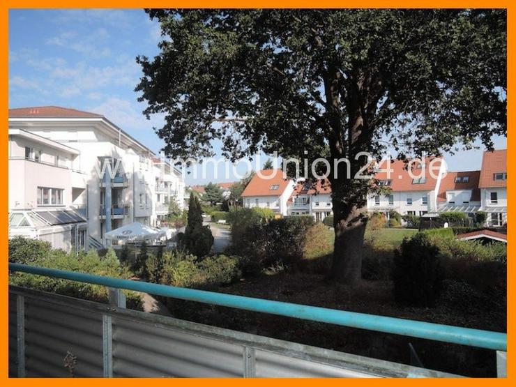 Bild 2: 4 2 qm barrierefreies Wohnen für SENIOREN + herrlichen SONNEN- BALKON in gehobener Anlage...