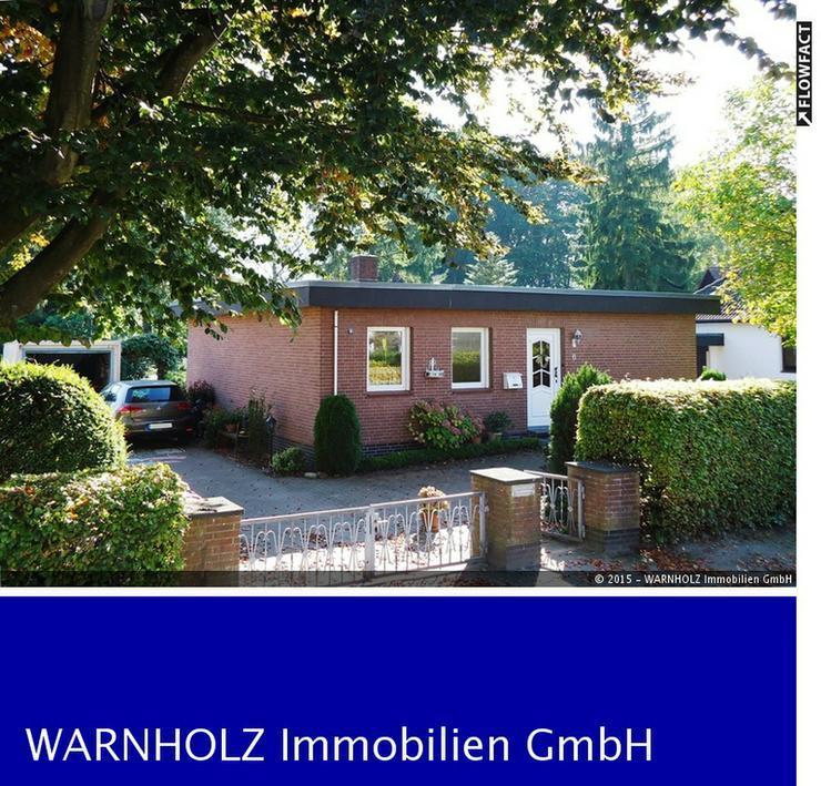 City- und Naturnahes Wohnen in Eidelstedt! - Haus kaufen - Bild 1