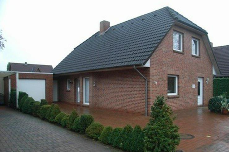 Solides Ein-/Zweifamilienhaus mit Teilkeller, Garage, Wintergarten und überdachter Terras... - Haus kaufen - Bild 1