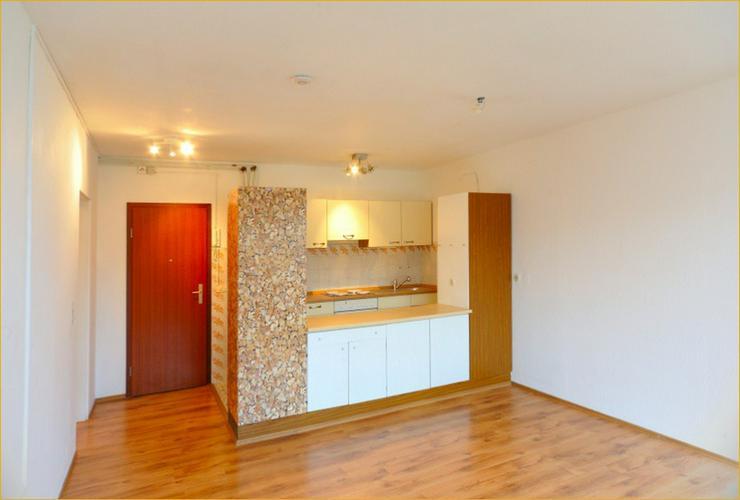 Bild 3: 2-Zimmer-Erdgeschoss-Wohnung mit offener Küche in Eislingen + Balkon + Keller