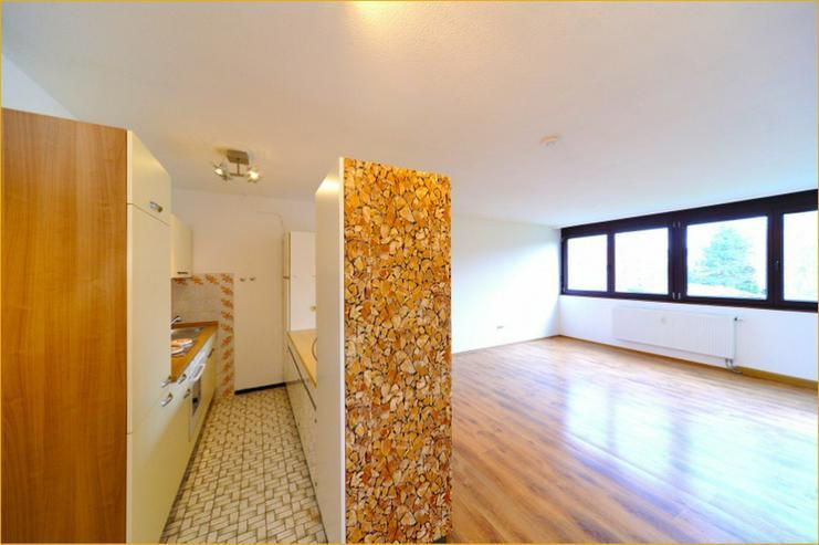 Bild 4: 2-Zimmer-Erdgeschoss-Wohnung mit offener Küche in Eislingen + Balkon + Keller