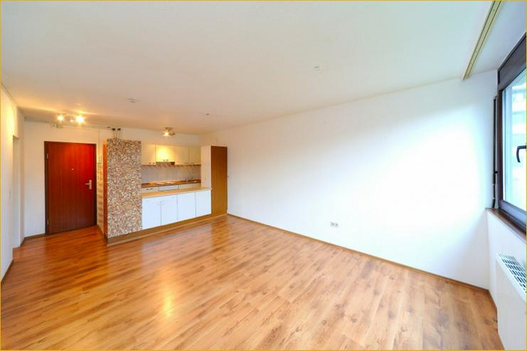 Bild 2: 2-Zimmer-Erdgeschoss-Wohnung mit offener Küche in Eislingen + Balkon + Keller