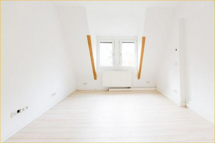 Bild 5: S-Ost: Helle 3-Zimmer-Wohnung mit Balkon und Altbau-Flair