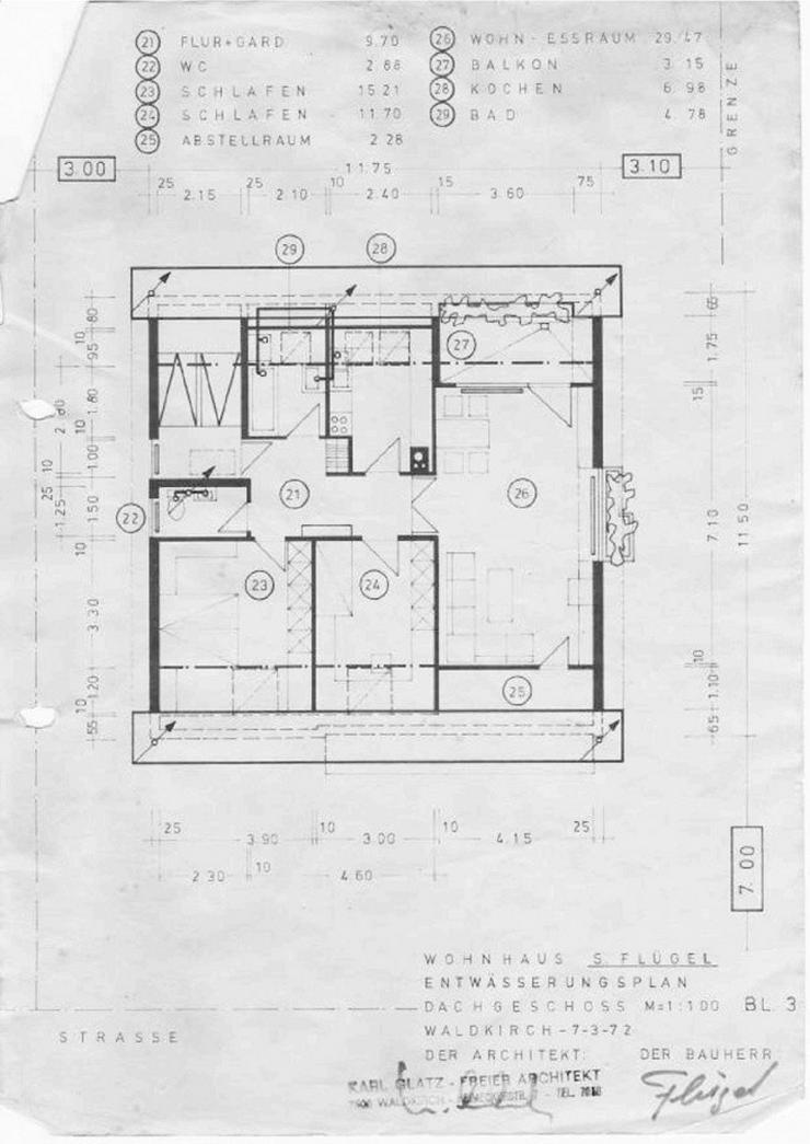 Bild 11: Waldkirch bevorzugte Wohngegend!  2 Mietwohnungen finanzieren Ihr Zuhause