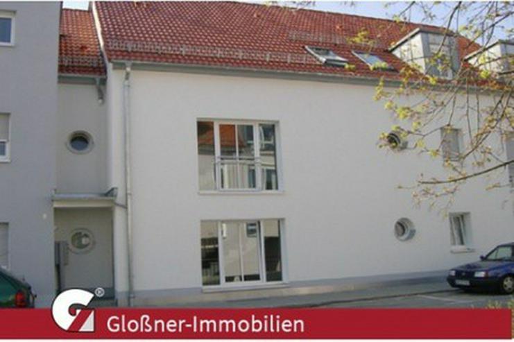 Schicke Dg-Wohnung mit ausgebautem Spitzboden Nähe Zentrum und Bahnhof - Wohnung mieten - Bild 1
