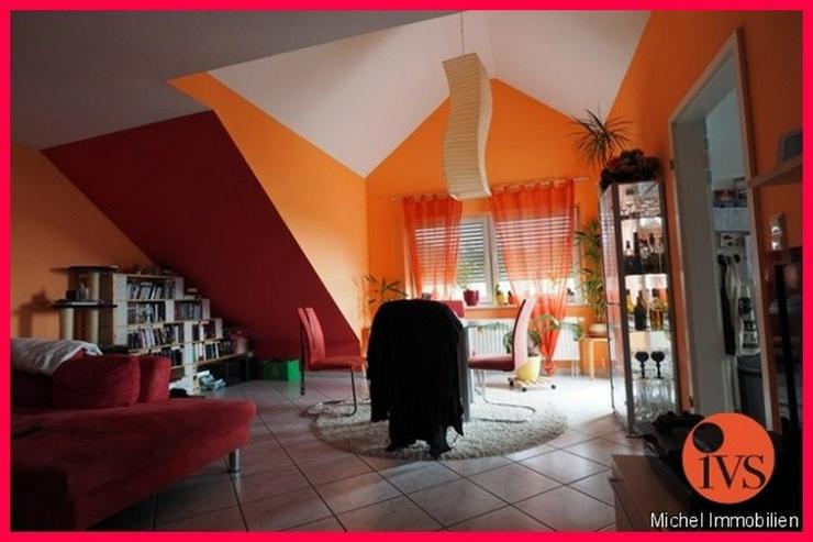 Schöne 3 Zi.- DG Wohnung in idyllischer Lage mit Loggia, Stellplatz und Keller! - Haus kaufen - Bild 1